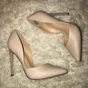 Just Fab monika nude heels